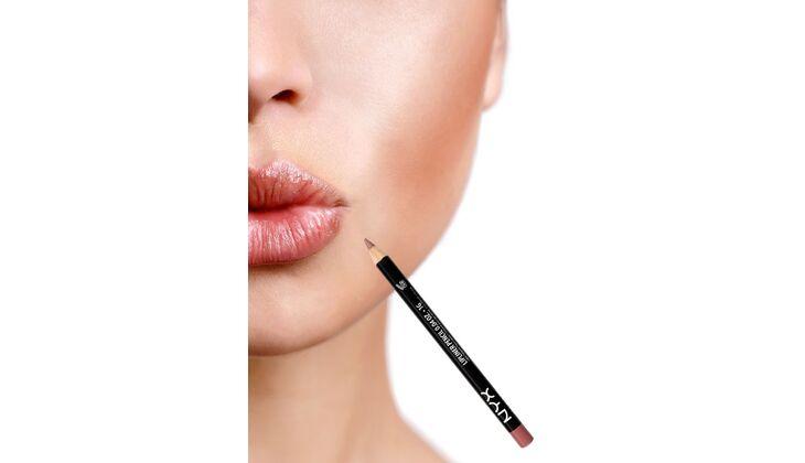 Für volle Lippen NYX Slim Lip Pencil Lipliner über Douglas