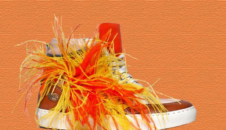 Fun Sneaker von Coriamenta