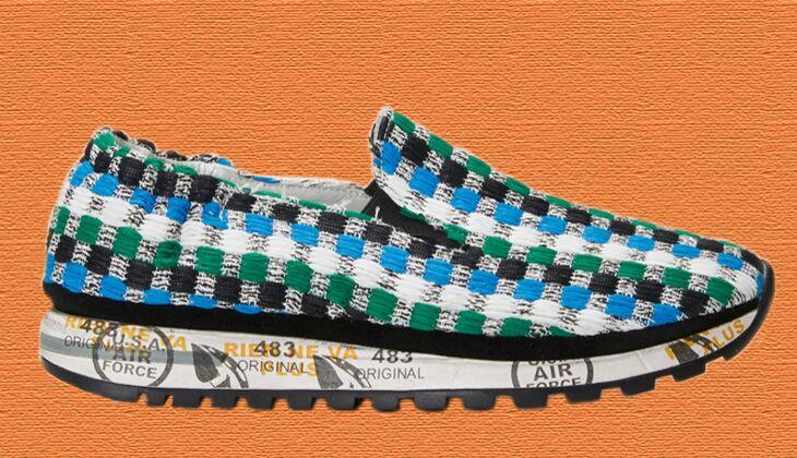 Fun Sneaker von Premiata