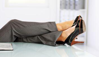 Gegen Ende des Tages sehnt man sich nach Entspannung: Gönnen Sie sich eine kurze Auszeit