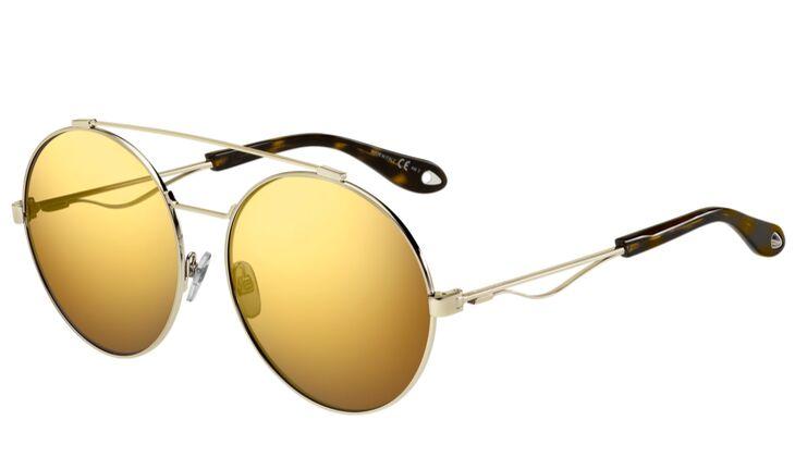 Gelbe Sonnenbrille von Givenchy