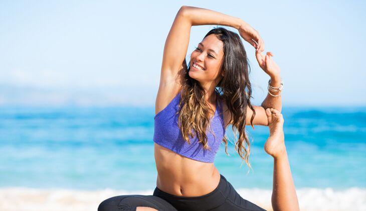 Gesund durch Yoga: Die Atmung macht den Unterschied