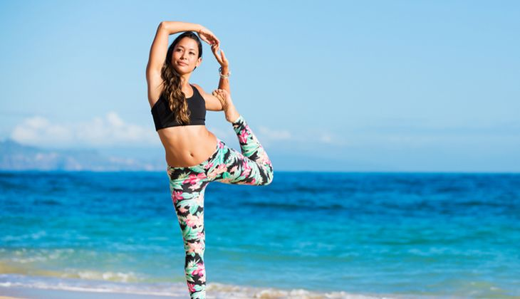 Gesund durch Yoga: Die innere Balance festigen