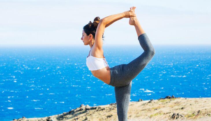 Gesund durch Yoga: Keine Asanas gegen Migräne