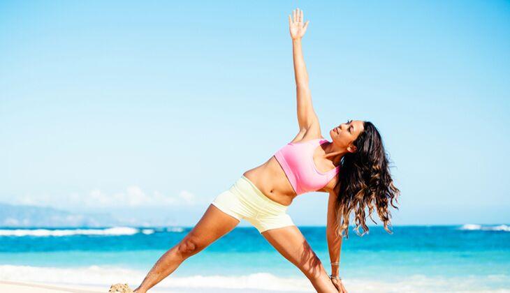 Gesund durch Yoga: Wenn Stress auf Dauer krank macht