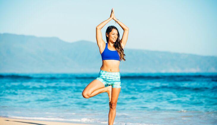 Gesund durch Yoga: Yoga bietet das Komplettpaket aus Sport und Entspannung