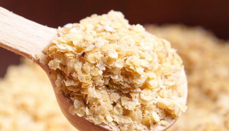 Getreide mit vielen Ballaststoffe