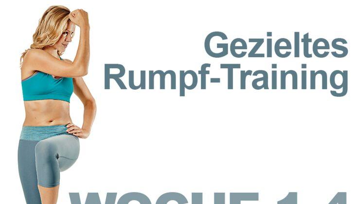 Gezieltes Rumpf-Training