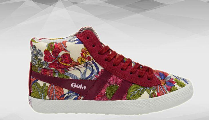 Hightop Sneakers 2014: Gola