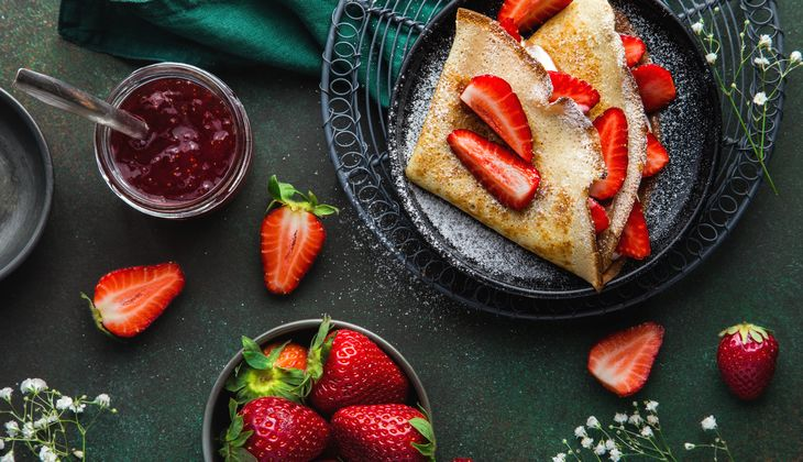 Hmmm, lecker! Wir präsentieren unsere besten Rezepte mit Erdbeeren