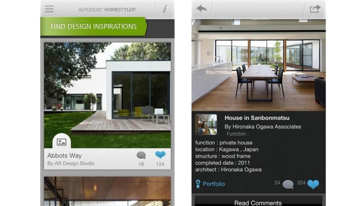 Homestyler App