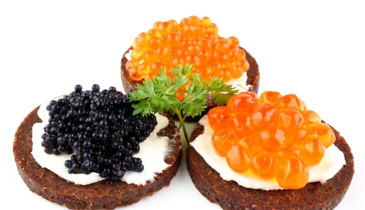 In diesen Lebensmitteln steckt am meisten Vitamin A