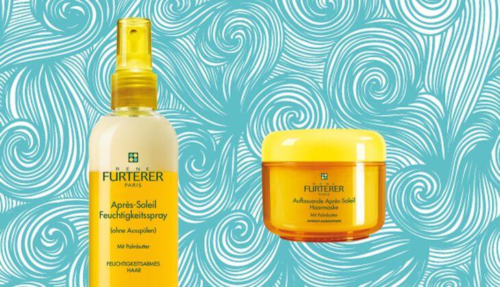 Intensivpflege für die Haare von Rene Furterer