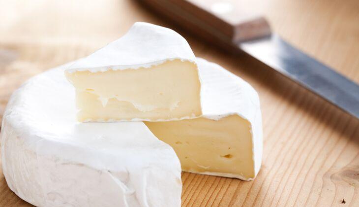 Käse im Kalorienvergleich: Brie