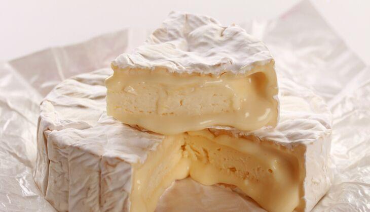 Käse im Kalorienvergleich: Camembert