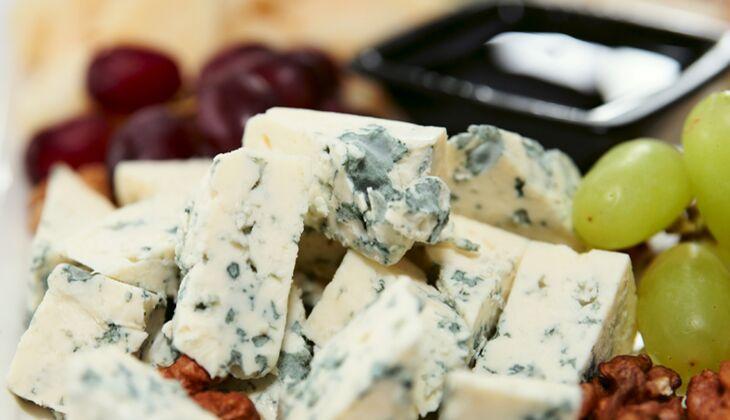 Käse im Kalorienvergleich: Gorgonzola