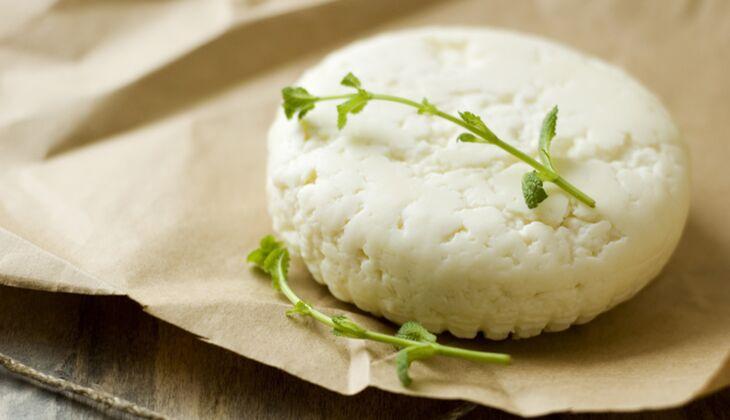Käse im Kalorienvergleich: Ziegenkäse