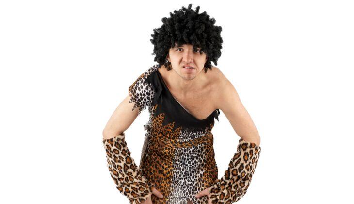 Karnevalskostüme der Männer: Tarzan