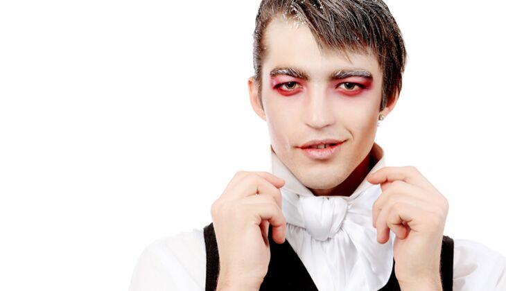 Karnevalskostüme der Männer: Vampir