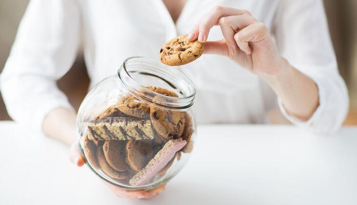 """Kekse werden Ihren """"Hunger"""" nicht stillen"""