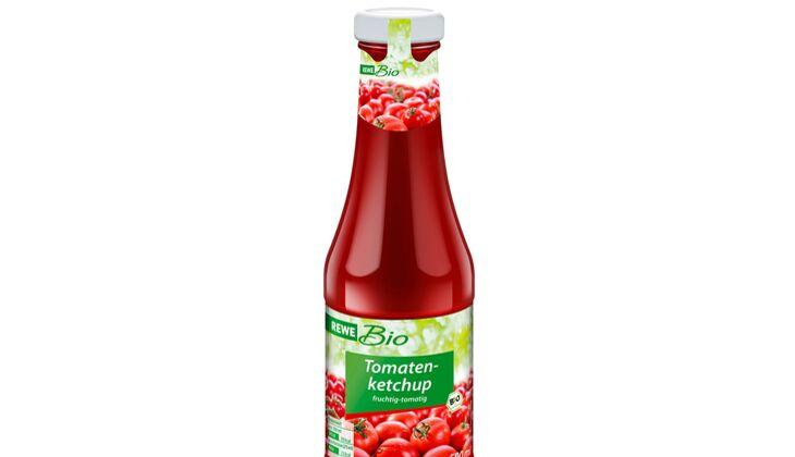 Ketchup von Rewe