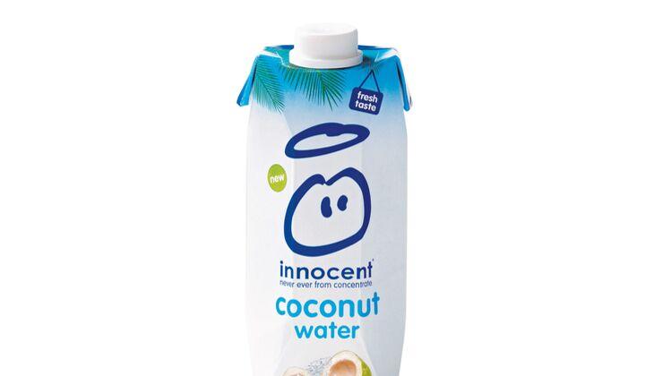 Kokoswasser von innocent
