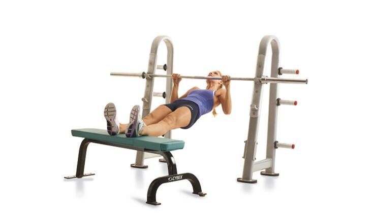 Kraft im Oberkörper: Rudern schwer