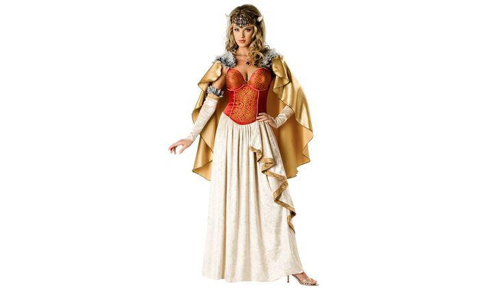 Kriegerische Schönheit: Wikinger Prinzessin