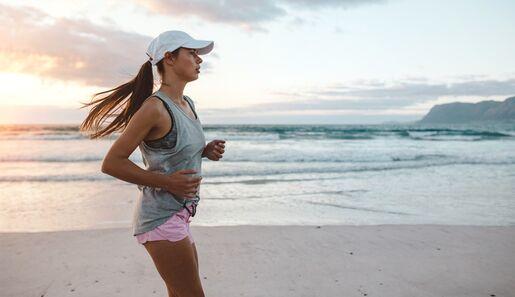 Laufen macht Spaß und sorgt für Glückshormone