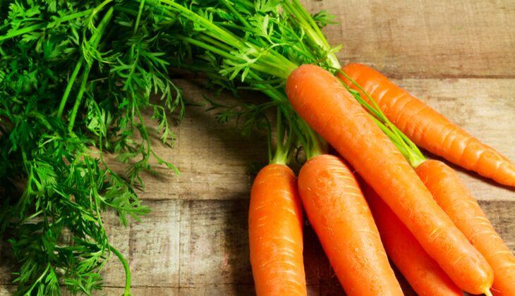 Lebensmittel mit viel Vitamin A