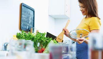 Lecker und kreativ kochen können Sie auch mit Laktoseintoleranz