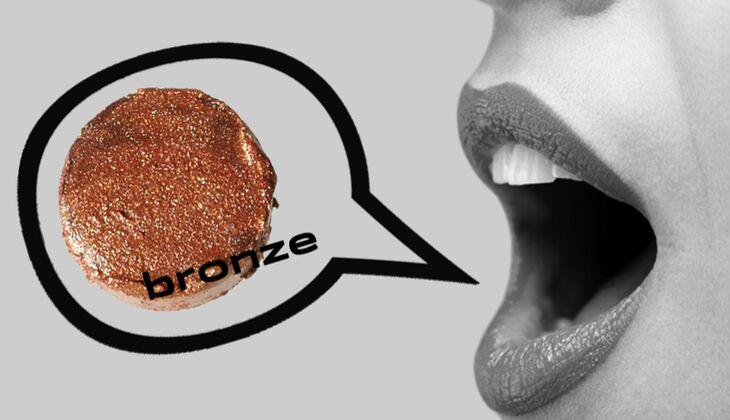 Lippenstift Bronze