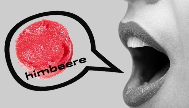 Lippenstift Himbeere