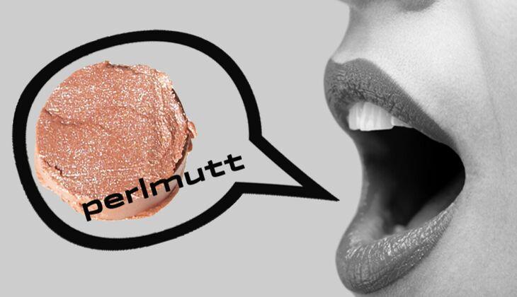 Lippenstift Perlmutt