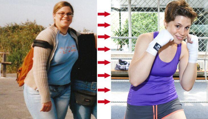 Liv hat 21 Kilo abgenommen