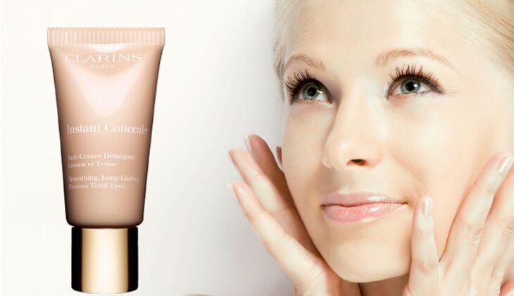 Make-up Trends 2014 Clarins Concealer
