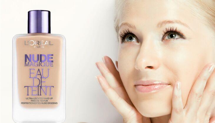 Make-up Trends 2014 L'Oréal Paris Foundation
