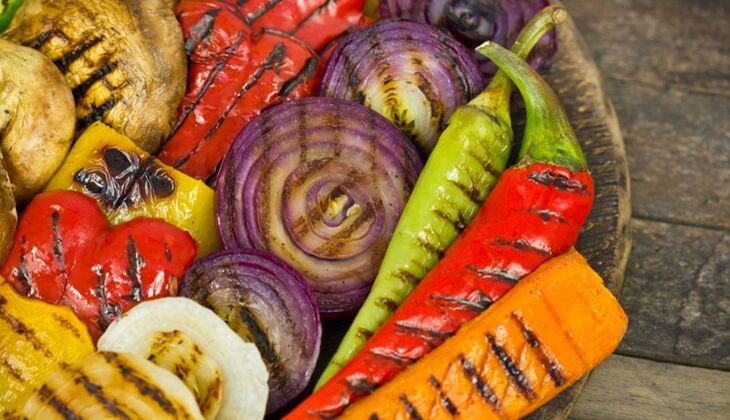 Mariniert schmeckt Gemüse noch besser