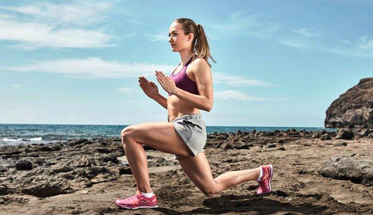 Marleen Schumacher ist Women's Health Training Star 2016