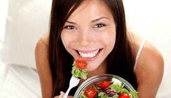 Meiden Sie Fleisch und essen Sie besser mal einen Salat