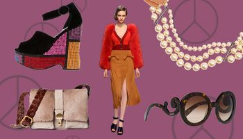 Modetrend: 70ies-Lady-Chic