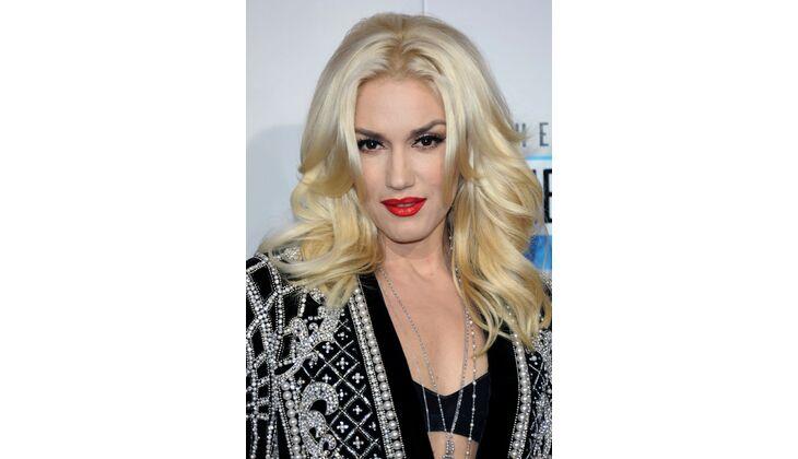 Natürliche Blässe: Gwen Stefani