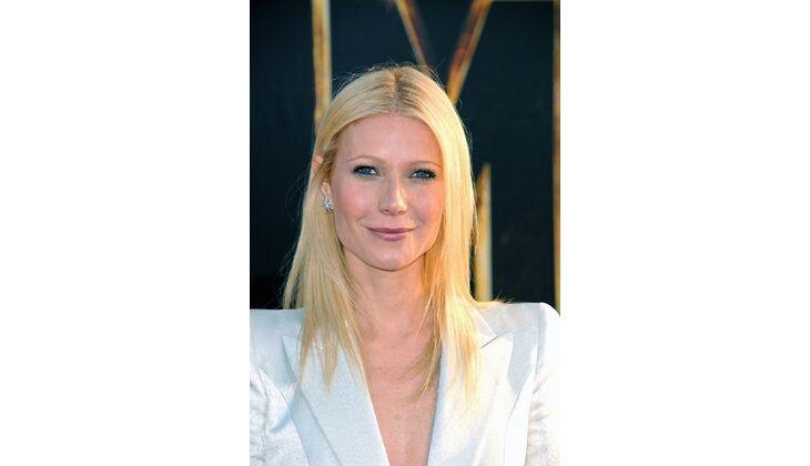 Natürliche Blässe: Gwyneth Paltrow