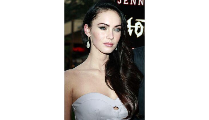 Natürliche Blässe: Megan Fox