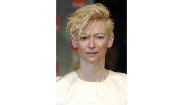 Natürliche Blässe: Tilda Swinton