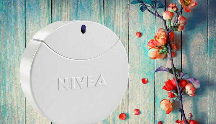 Neues Eau de Toilette für Frauen von Nivea