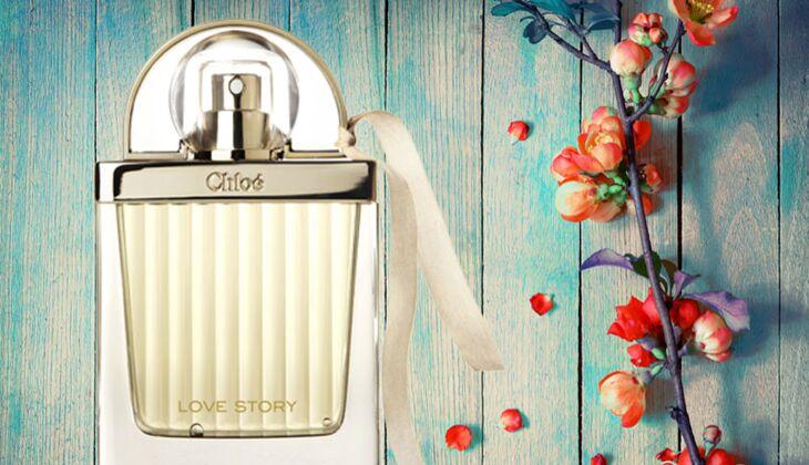 Neues Parfüm 2015 für Frauen: Chloé: Love Story