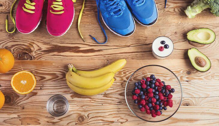 Nicht jedes Obst sollte direkt vor dem Sport gegessen werden