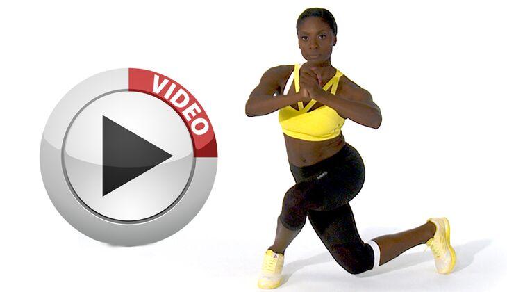 Nikeata Workout im Video