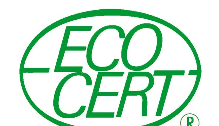 Ökosiegel für Naturkosmetik von Ecocert